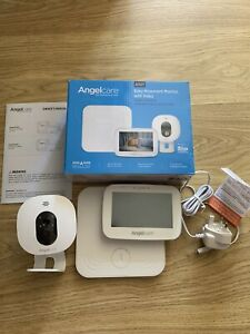 Angelcare AC527 Baby Movement Monitor With Video and Sensor Pad