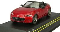 First43 1/43 Mazda New Roadster 2015 Soul Red Premium Metallic