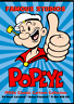 Famous Studios Popeye 1950s Classic Cartoon Collection 2-disc DVD set Brand new