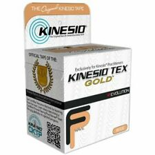"Kinesio Tex Gold FP: 2"" x 16.4' - Kinesiology Tape Beige NEW IN BOX!"