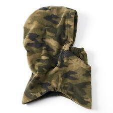 BoysTek Gear Microfleece Hood Camo Balaclava Gaiter Neck Warmer - One Size New