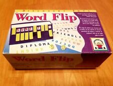Discovery Toys Word Flip Language Learning Game