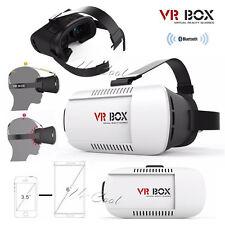 Google realidad virtual Caja 3d Auriculares Juego Gafas Casco Para TELÉFONOS