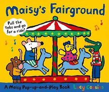 Maisy: Maisy's Fairground : A Maisy Pop-Up-and-Play Book by Lucy Cousins...