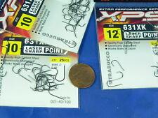3 buste ami Trabucco XPS 631XK pesca spigola, cefalo, pesca in fiume, mare am10