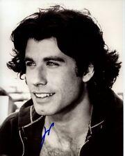 JOHN TRAVOLTA Signed Autographed Photo