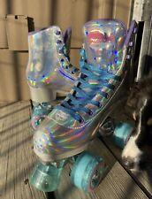 Impala Sidewalk Rollerskates - Holographic, Size 6