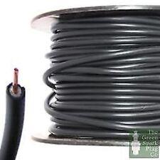7mm HT Zündkabel Kabel - Drahtkern PVC schwarz