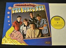 The Fortunes UK PRESSING Decca 2 Remembering