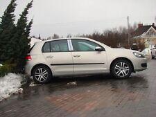 Zierleiste Seitenschutz Türschutz für VW Golf VI Schrägheck 2008-2011