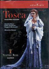 Giacomo Puccini TOSCA DVD New Daniela Dessi Maurizio Benini