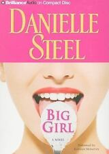 BIG GIRL bestselling audio book on CD by DANIELLE STEEL - Brand New!