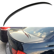 ABS M3 LOOK REAR BOOT TRUNK LIP SPOILER WING FOR BMW 3 SERIES E90 SALOON 04-13