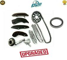 BMW N47 TIMING CHAIN KIT N47D20 2.0 & 1.6 ENGINE + OIL SEAL - UPGRADED VERSION!