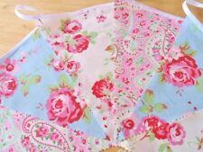 Cath Kidston Fabric Bunting Festa Di Nozze Vintage Tea Party ZIGOLO boschereccio 8FT