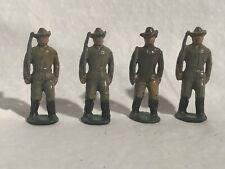Vintage Lead Toy Soldiers Australians Rough Riders