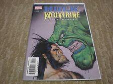 Hulk Wolverine Six Hours #2 (2003 Series) Marvel Comics VF/NM