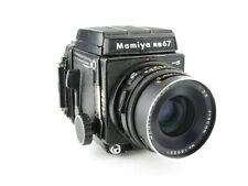 Mamiya rb67 pro s 6x7 SLR + Mamiya-sekor C 1:3 .8 f = 90mm