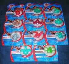 BAKUGAN DRAGONOID PYRUS VENTUS HAOS SUB TERRA INGRAM BATTLE BRAWLERS EXTENSION