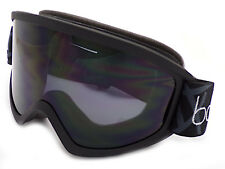 b13343589f77 Bolle Freeze Ski Snowboarding Adult Goggles Matte Black   Grey CAT 3 21792
