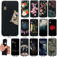 Fashion Ultra-thin Patterned TPU Silicone Slot Back Case Cover Lot Bumper JY7