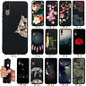 Fashion Ultra-thin Patterned TPU Silicone Rubber Back Case Cover Lot Bumper JY2