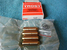 ^ BMW TROST Valve Guides x 4, R 80/100, part no. 4/1153