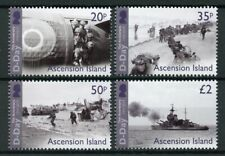 Ascension Island 2019 MNH WWII WW2 D-Day 75th Anniv 4v Set Military War Stamps