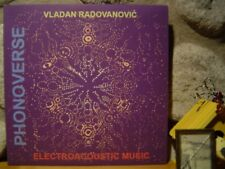 VLADAN RADOVANOVIC Phonoverse/Electroacoustic Music 3xLP/Rare 1960-1993/INA-GRM