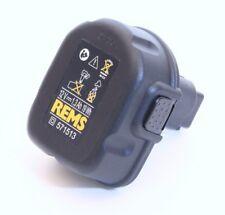 Rems-repuesto-bateria nº 571513 ni-CD 12 voltios = predecesor de 571510 bateria-Press & acc