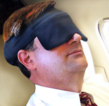 NEW Patented Halo Travel Pillow Neck Support Head Stabilizer Airplane Train Car