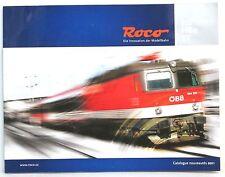 Roco HO / HOe / TT - Catalogue Nouveautés  2011 - texte Francais - 150 pages