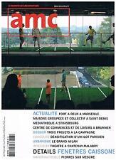 AMC n°183 IBOS ET VITART + LIBESKIND + TECTONE + MICHELIN + PARIS POSTER GUIDE