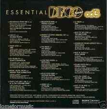 RARE 70's 80's CD MEGADISCO MIX3 double dutch bus FRANKIE SMITH your love LIME