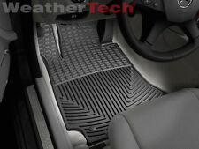 WeatherTech All-Weather Floor Mats - Mercedes C-Class Sedan - 2008-2014 - Black