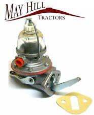 Fordson Major Fuel Pump, Lift Pump (Glass Bowl Type)