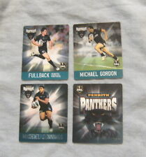 #D536.  NRL 2011  PENRITH PANTHERS  RUGBY LEAGUE SWAPZ TAZOS