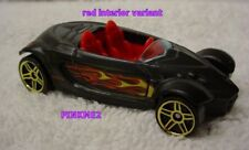 2010 Hot Wheels Mystery Cars HYUNDAI SPYDER CONC∞BLACK∞red ∞New loose
