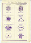 1890 Page US Beer Co Advertising Label Trade Marks 10