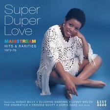 Various Artists - Super Duper Love - Mainstream Hits & Rarities 1973-76
