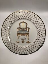 Lenox French Chairs Collection 10 3/8� Plate - Italian Baroque