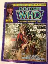 DOCTOR WHO MONTHLY Magazine 49-99 Excellent Condition