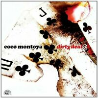 Coco Montoya - Dirty Deal [CD]