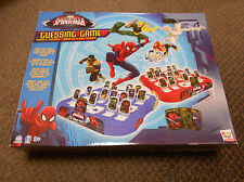 Spiderman Guessing Game