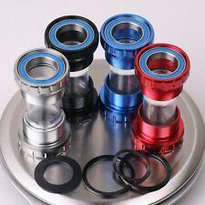 J&L BSA/English Thread Ceramic Bottom Bracket fit SRAM GXP&,Shimano&Rotor 24mm