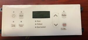 Kenmore 316418207 Stove Range Oven Control Panel Board SF5311-S8207 Used SH279