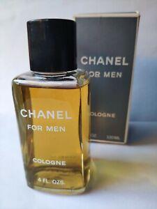 Vintage CHANEL FOR MEN Cologne 120ml men's perfume