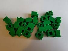 Lego Green Brick Modified 1x1, Part 4070, Element 4187334, Qty:25 - New