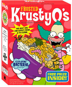 The Simpsons Krusty O's 1000 pieces |