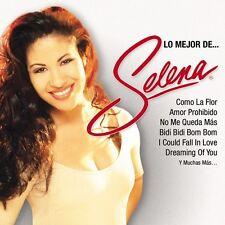 Selena - Lo Mejor de [New CD]